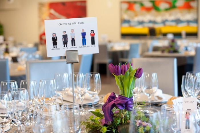 Diseños a medida para bodas y eventos