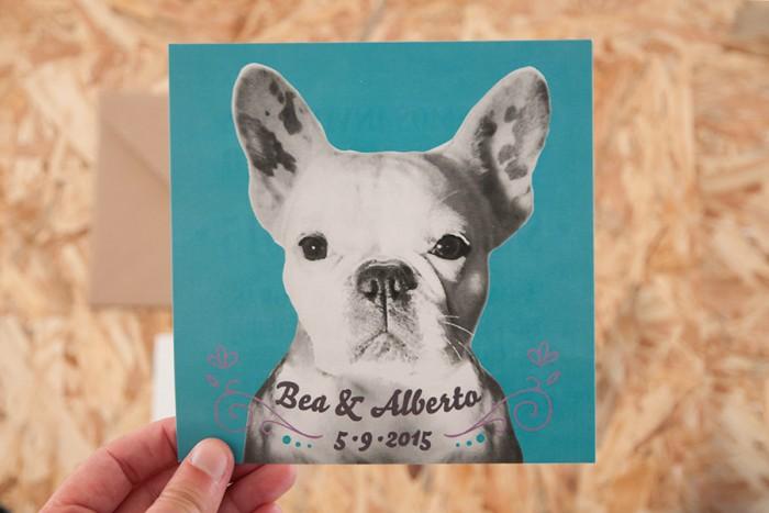 Invitación Bea & Alberto